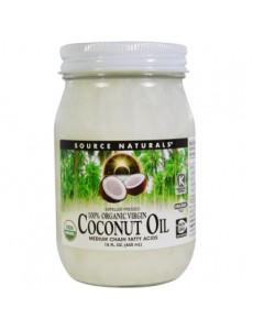 오가닉 버진 코코넛 오일 443 ml