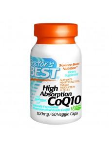 하이 압솝션 코엔자임 + 바이오페린 100 mg 60 캡슐