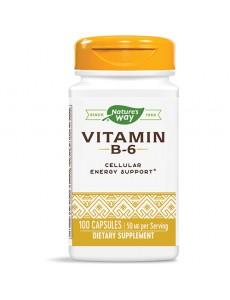 비타민 B6 100mg 피리독신, 100캡슐