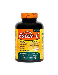 에스터-C 1000mg, 180 야채타블렛