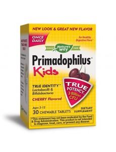 프리마도피러스 씹어먹는 어린이 유산균(체리맛), 30 타블렛