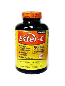 에스터-C 500mg, 240 야채캡슐