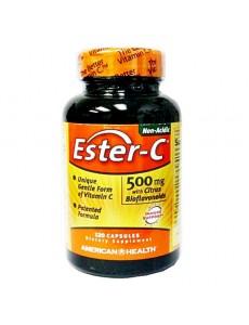 에스터-C 500mg, 120 캡슐