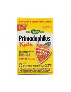 프리마도피러스 씹어먹는 어린이 유산균(오렌지맛), 30 타블렛