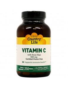 비타민 C 500 mg 250 타블렛
