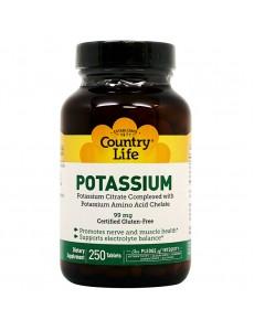 포타시움 99 mg 250 타블렛