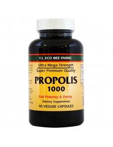Y.S. 에코 비 팜스 프로폴리스 1000 90 베지 캡슐