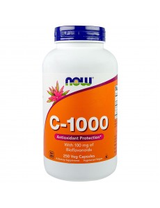비타민C-1000, 250 야채캡슐