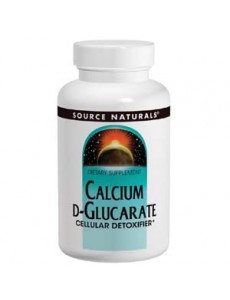 칼슘 D 글루카레이트 500mg 120 타블렛