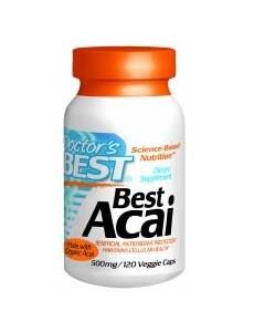 베스트 아사이 500 mg 120 야채캡슐