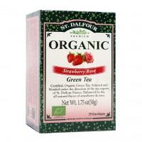 오가닉 딸기,장미 향 25 티백