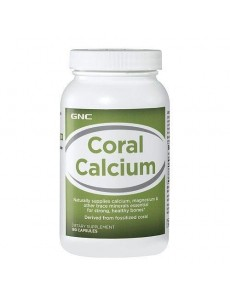 산호(코랄) 칼슘, 180 캡슐