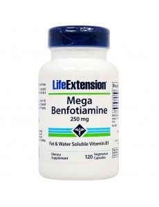 비타민 B1 (벤포티아민) 250mg 120 야채캡슐
