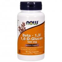 베타 글루칸 100 mg, 90 야채캡슐