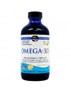 오메가3와 비타민D3 복합제 액체형 237 ml