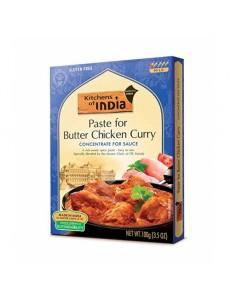 전통 인도 버터 치킨 커리 100 g