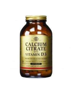 비타민 D3와 칼슘 구연산, 240정