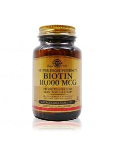 비오틴 10,000 mcg 60 야채캡슐