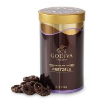 다크 초콜렛 커버 프레즐 454 g