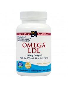 오메가 LDL, 60 소프트젤