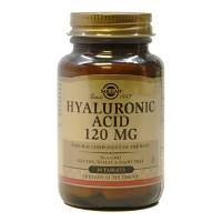히알루론산 120 mg 30 타블렛