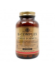 B 컴플렉스 위드 비타민 C 250 타블렛