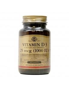 비타민 D3 1000 IU 180 타블렛