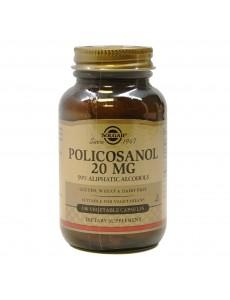 폴리코사놀 20 mg 100 야채 캡슐