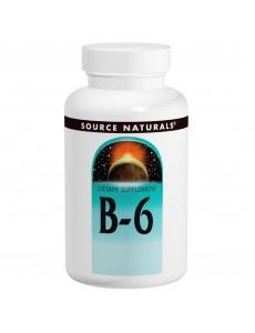 비타민 B-6 100 mg 100 타블렛