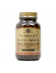 비타민 D3 10000 IU 120 소프트젤