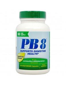 PB8 (프로바이오틱 아시도피러스), 120 야채캡슐