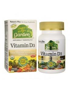 가든 비타민D3 60 야채캡슐
