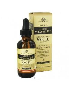 리퀴드 비타민 D3 5000IU 내추럴 오렌지맛 60 ml