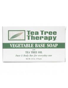 티트리 오일 식물성 비누 110 g