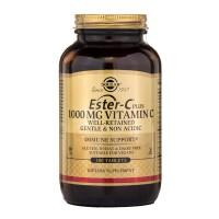 에스터-C 플러스 1000 mg 비타민 C 180 타블렛