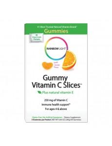 구미 비타민 C 슬라이스 250mg 30 패킷