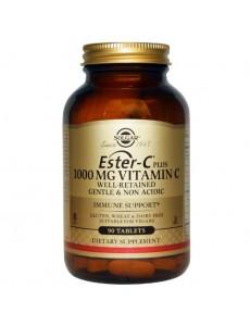 에스터 C 플러스 1000 mg 비타민 C 90 타블렛