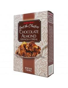 저스트 더 클러스터 초콜릿 아몬드 그래놀라 시리얼 454 g