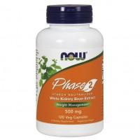 페이즈 2 탄수화물 중화물 500 mg, 120 야채캡슐