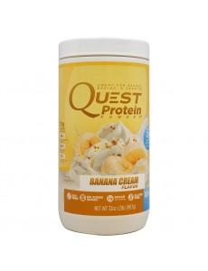 퀘스트 프로틴 파우더 바나나크림 맛 907 g