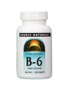 비타민B-6 500mg 100 타블렛