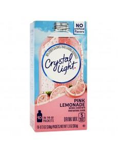 온더고 드링크믹스, 내추럴 핑크 레몬에이드 10 패킷