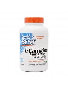 베스트 L-카르니틴 푸마르산 855 mg, 180 식물성캡슐