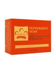 페퍼민트 비누 위드 아몬드가루 & 베이킹 소다 141 g