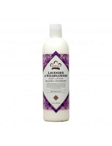 라벤더 & 와일드플라워 바디 로션 384 ml