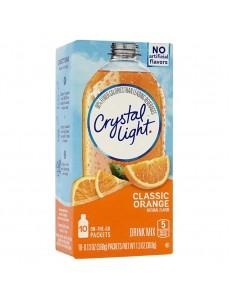 온더고 드링크믹스, 클래식 오렌지 10 패킷 (무설탕)