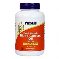 더블 스트렝스 블랙 커런트 오일 1000 mg 100 소프트젤