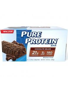 퓨어 프로틴바, 초콜릿 디럭스 6 개입