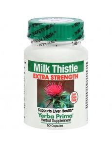 밀크시슬 엑스트라 스트렝스 80 mg 50 캡슐