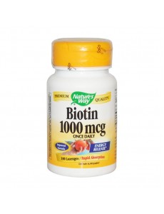 비오틴 1000mcg, 100 로젠